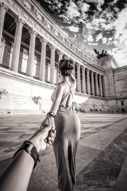 Cặp đôi Hà thành đi khắp châu Âu chụp ảnh cưới - 10