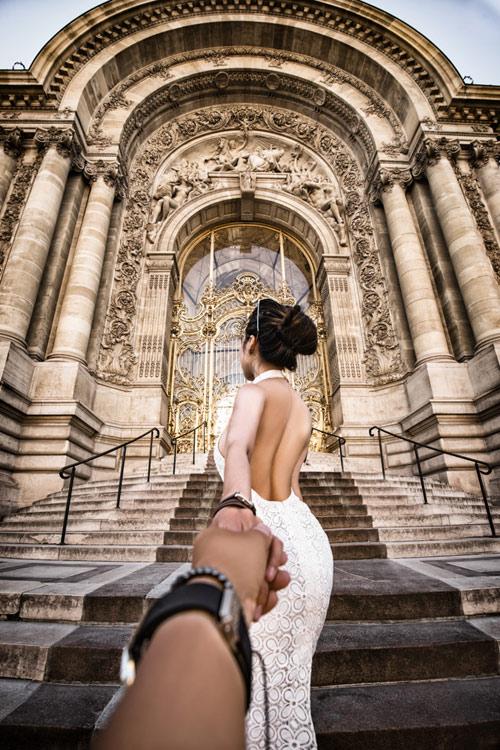 Cặp đôi Hà thành đi khắp châu Âu chụp ảnh cưới - 12