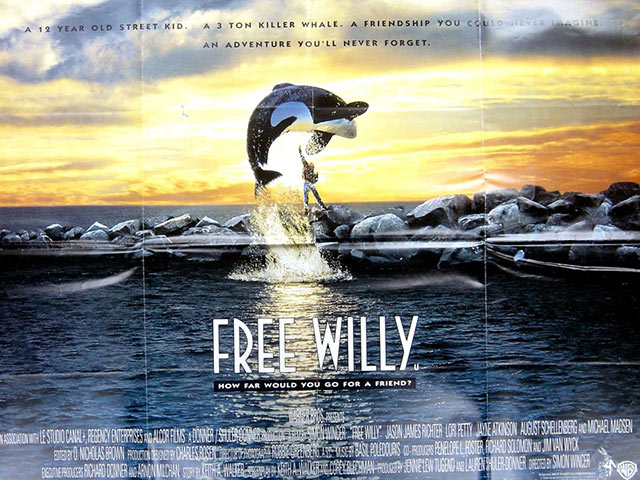 Trailer phim: Free Willy - 1