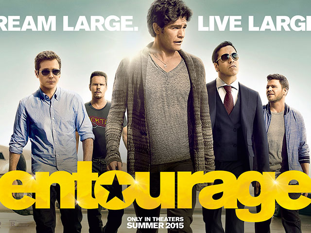 Trailer phim: Entourage (2015) - 1