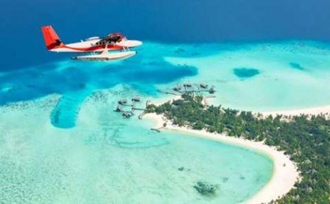 Bất ngờ với hai mặt đối lập của thiên đường Maldives - 2