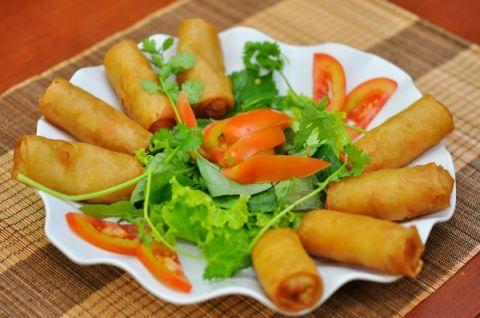 Tuyệt chiêu cho món nem chay rán vàng thơm nức - 3