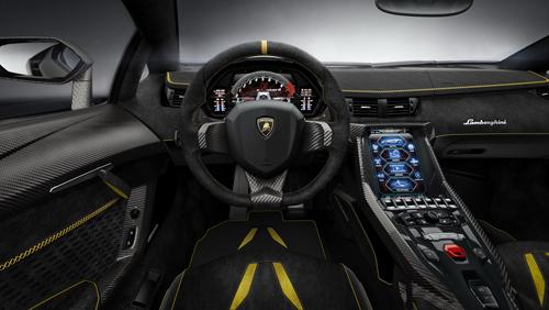 Video Lamborghini Centenario trên đường đua: Kẻ dẫn đầu vĩ đại - 4