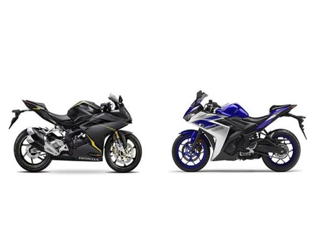 So sánh Yamaha R25 ABS với Honda CBR250RR - 1