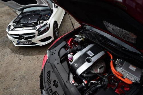 Nên chọn mua Mercedes C-Class Coupe hay Lexus RC? - 2