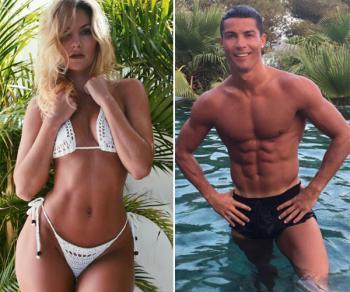 Bồ mới sexy của Cristiano Ronaldo tài sắc vẹn toàn - 2
