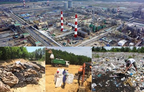 Khởi tố hình sự vụ chôn chất thải của Formosa - 2