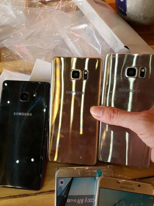 Samsung Galaxy Note 7: Bán ra từ ngày 19/8 - 24