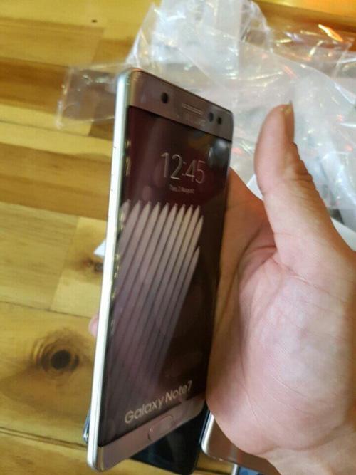 Samsung Galaxy Note 7: Bán ra từ ngày 19/8 - 23