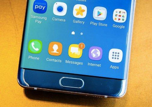 Samsung Galaxy Note 7: Bán ra từ ngày 19/8 - 9