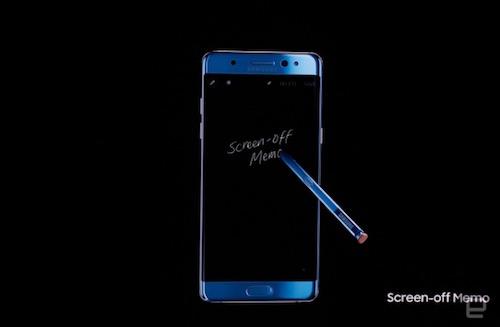 Samsung Galaxy Note 7: Bán ra từ ngày 19/8 - 5