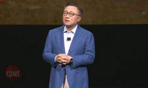 Samsung Galaxy Note 7: Bán ra từ ngày 19/8 - 14