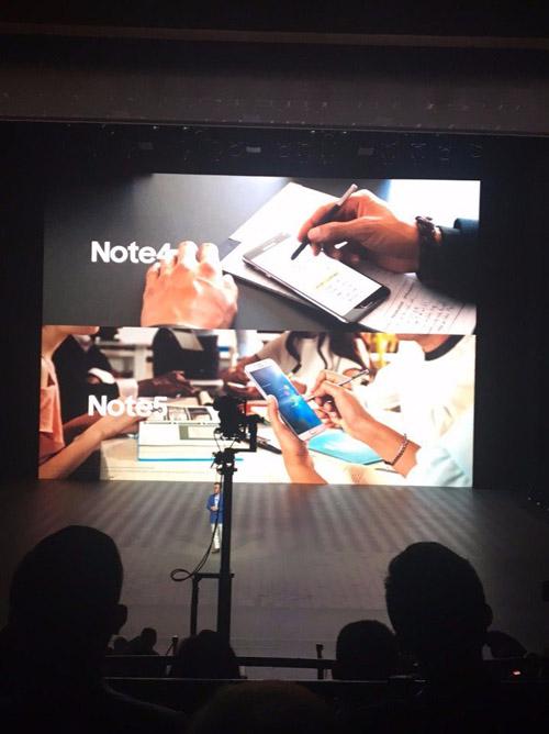 Samsung Galaxy Note 7: Bán ra từ ngày 19/8 - 13