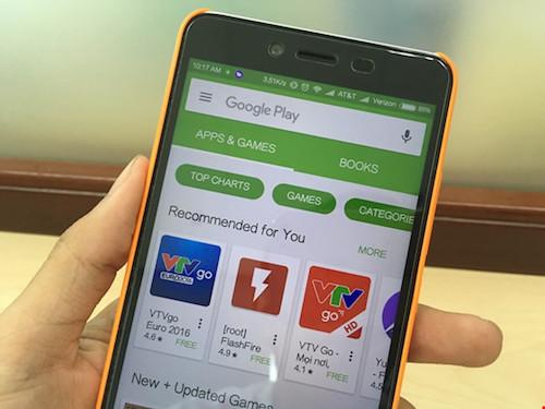 Sửa tất cả các lỗi thường gặp trên Google Play - 1