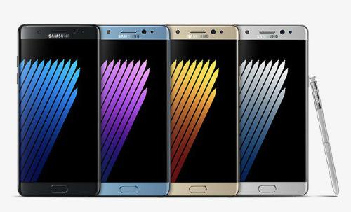 """""""Bom tấn"""" Samsung Galaxy Note 7 trình làng, tính năng hấp dẫn - 4"""