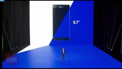 """""""Bom tấn"""" Samsung Galaxy Note 7 trình làng, tính năng hấp dẫn - 3"""