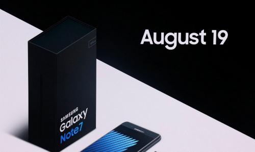 """""""Bom tấn"""" Samsung Galaxy Note 7 trình làng, tính năng hấp dẫn - 7"""
