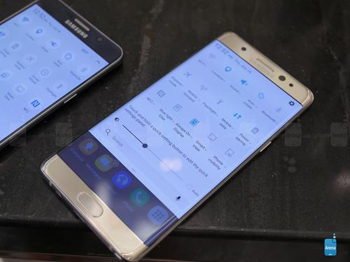 So sánh Samsung Galaxy Note 7 và Galaxy Note 5 - 10