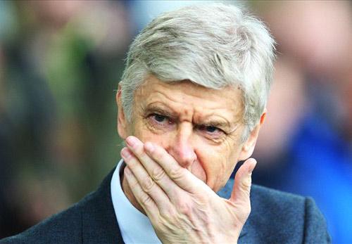 """""""Arsenal còn Wenger thì đừng mơ vô địch Premier League"""" - 1"""