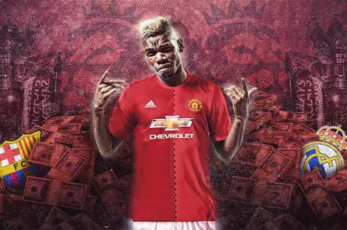 Pogba nếu đến MU, Premier League sẽ chậm rãi lật đổ Liga - 2