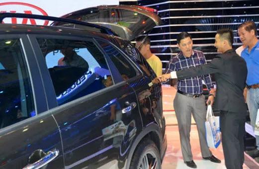 VCCI đề xuất bỏ quy định về nhập ô tô - 1