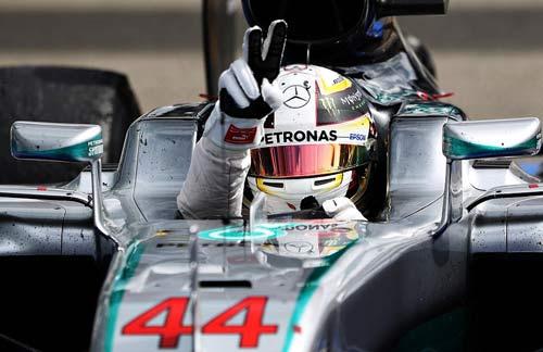 """F1, Hamilton: """"Viên ngọc đen"""" hoàn hảo - 2"""