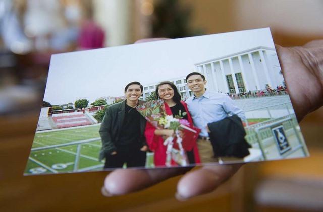 Bà cụ Việt Nam ở Mỹ quét rác nuôi 3 cháu khôn lớn - 4
