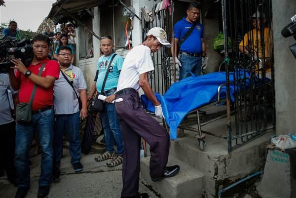 Trấn áp ma túy ở Philippines: Chết 700 người - 5