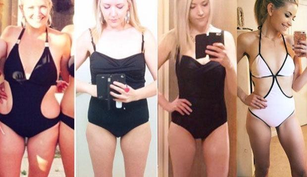 Bà mẹ nặng 1 tạ sexy trông thấy sau khi giảm 50 kg - 3