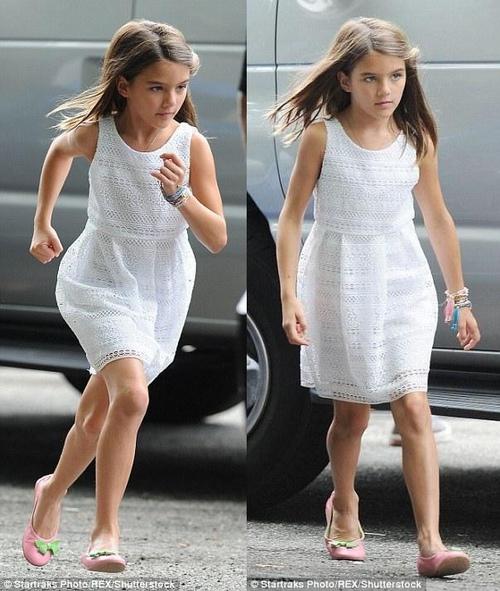 Con gái Tom Cruise lớn quá nhanh khiến fan bất ngờ - 10