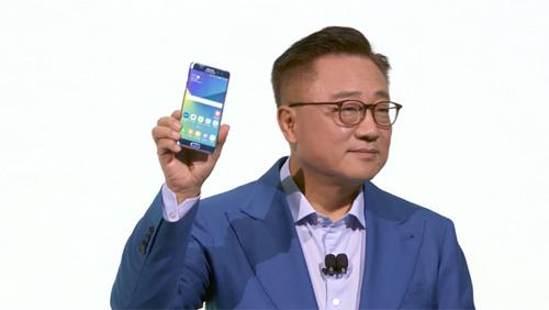 Samsung Galaxy Note7: đỉnh cao của sự hoàn hảo - 1