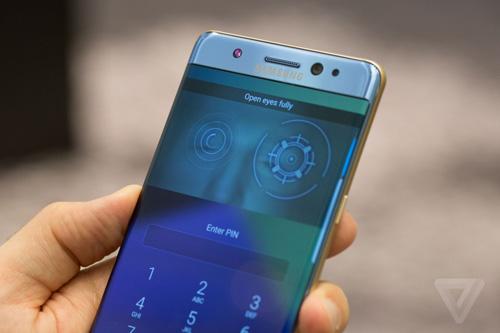 Samsung Galaxy Note7: đỉnh cao của sự hoàn hảo - 2