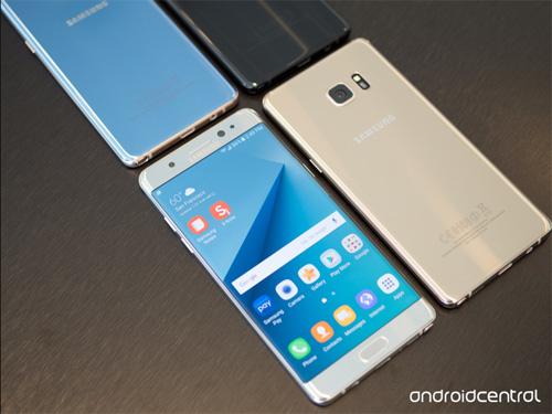 Samsung Galaxy Note7: đỉnh cao của sự hoàn hảo - 3
