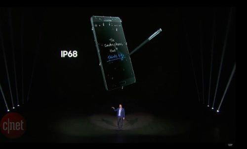 Samsung Galaxy Note7: đỉnh cao của sự hoàn hảo - 6