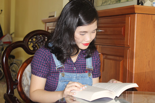 """Cô gái 19 tuổi gặt hái nhiều thành tích """"vàng"""" quốc tế - 3"""
