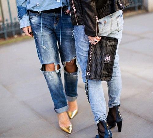 6 kiểu mặc đẹp mọi lúc mọi nơi với quần jeans - 5