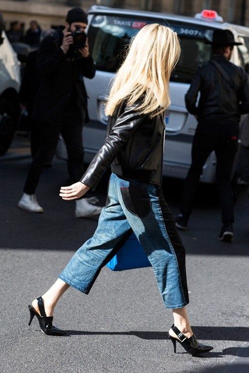 6 kiểu mặc đẹp mọi lúc mọi nơi với quần jeans - 6