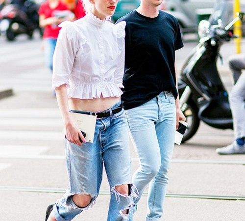 6 kiểu mặc đẹp mọi lúc mọi nơi với quần jeans - 4