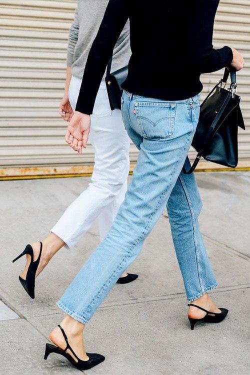6 kiểu mặc đẹp mọi lúc mọi nơi với quần jeans - 7