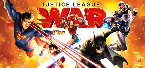 Trailer phim: Justice League: War - 1