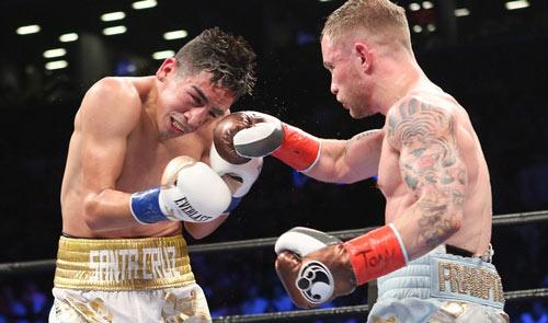 """Boxing: """"Kẻ hủy diệt"""" hạng gà hạ VUA hạng lông - 3"""