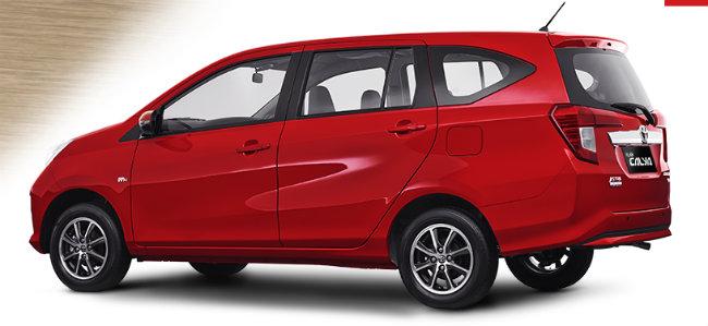 Các phiên bản Calya đều trang bị loại động cơ xăng 3NR-VE, kết cấu 4 xy-lanh, dung tích 1.2 lít, cho công suất 88 mã lực tại 6.000 vòng/phút và mô-men xoắn cực đại 108 Nm tại 4.200 vòng/phút. Đây là loại động cơ có liên quan tới động cơ mới NR dung tích 1.3 lít xuất hiện trong Toyota Avanz facelift và Perodua Bezza. Hộp số xe có hai tùy chọn cho cả hai phiên bản gồm loại hộp số sàn 5 cấp và hộp số tự động 4 cấp, truyền sức mạnh tới các bánh trước.