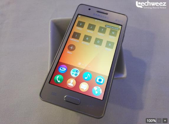 """Samsung Z2 chính thức """"lên sóng"""" - 3"""