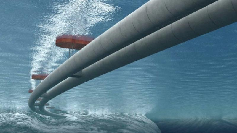 Giải pháp giao thông dưới nước của Na Uy - 1