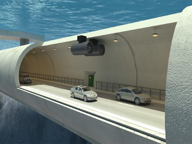 Giải pháp giao thông dưới nước của Na Uy - 2