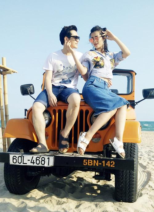 Đông Nhi ngày càng mặn nồng bên bạn trai sau 8 năm yêu - 7