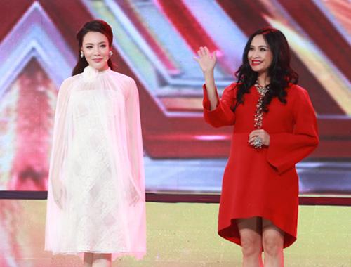 """Hương Hồ nói về tin đồn giám khảo """"chia phe"""" tại X-Factor - 1"""