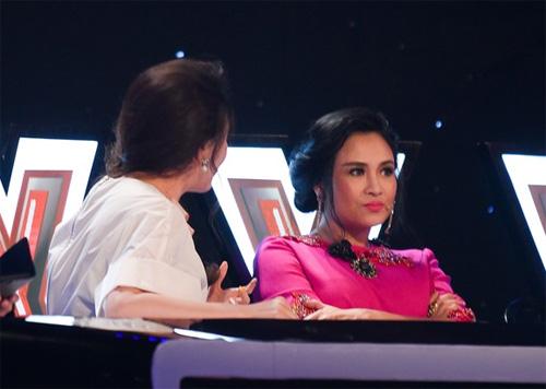 """Hương Hồ nói về tin đồn giám khảo """"chia phe"""" tại X-Factor - 2"""