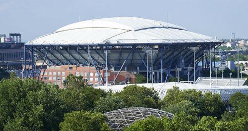 Tin thể thao HOT 3/8: Sân đấu US Open chính thức có mái che - 1