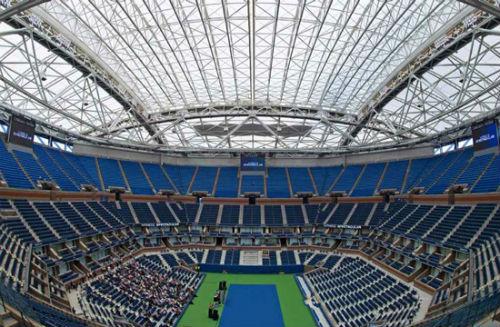 Tin thể thao HOT 3/8: Sân đấu US Open chính thức có mái che - 2